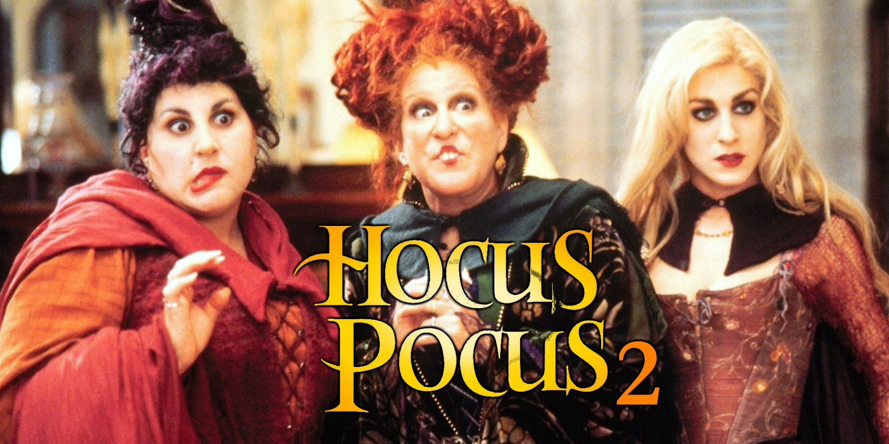 Everything You Need To Know About Hocus Pocus 2, The TV Movie Reboot