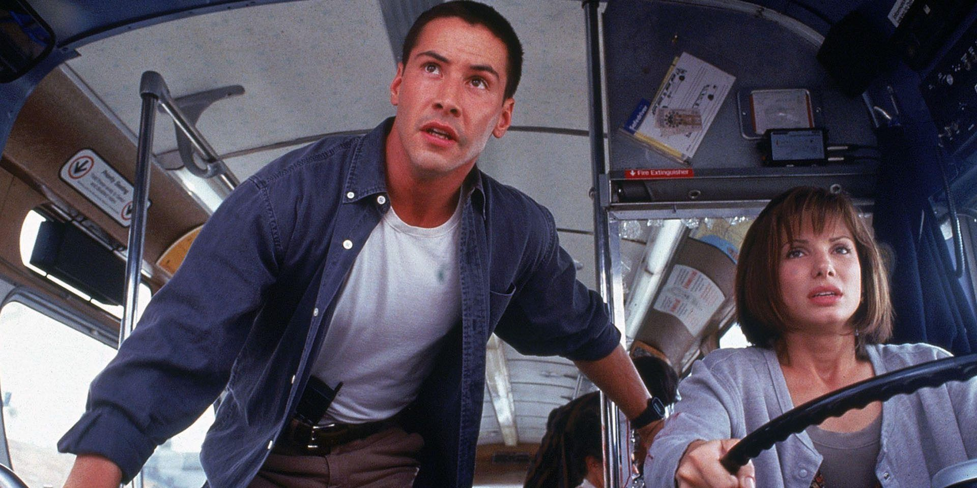 5 Reasons Speed Is The Best Action Movie of the 1990s (& 5 Alternatives)