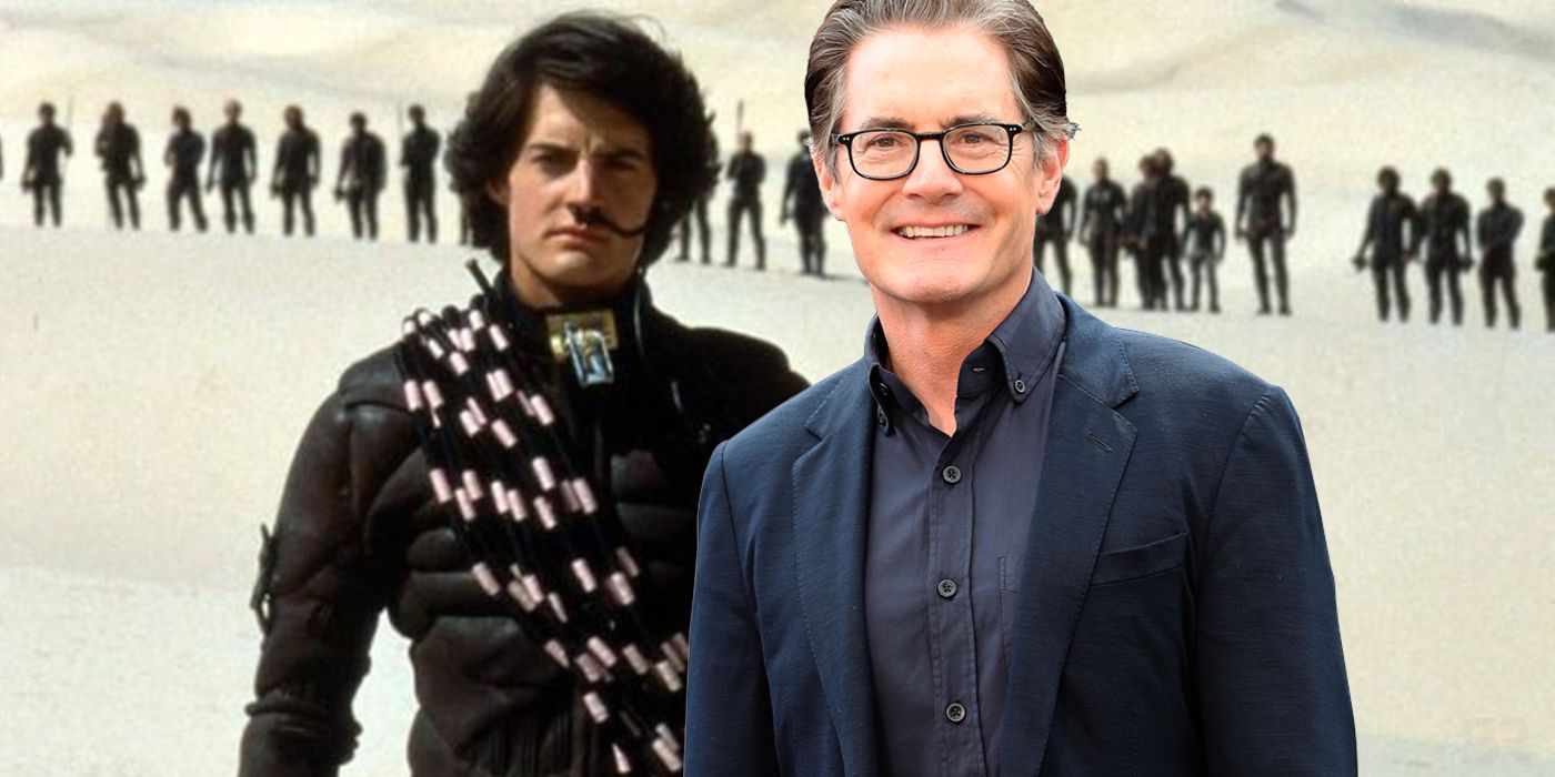 Kyle MacLachlan Enthusiastic About Dune Reboot, Gives Timothée Chalamet Advice