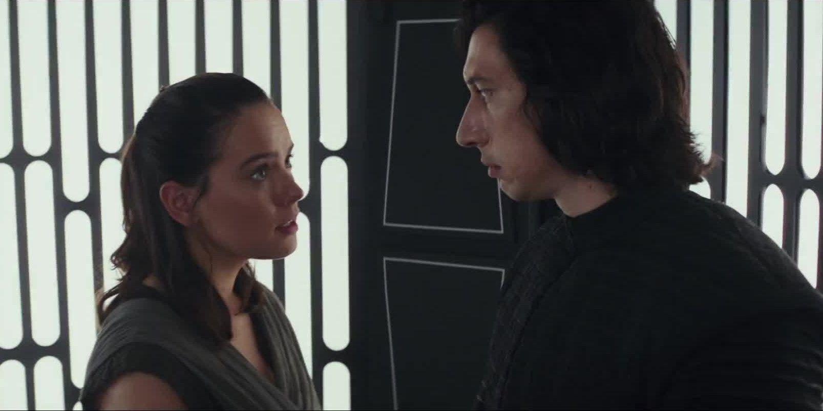 Kylo Ren Serenades Rey In A Star Is Born Star Wars Parody Video