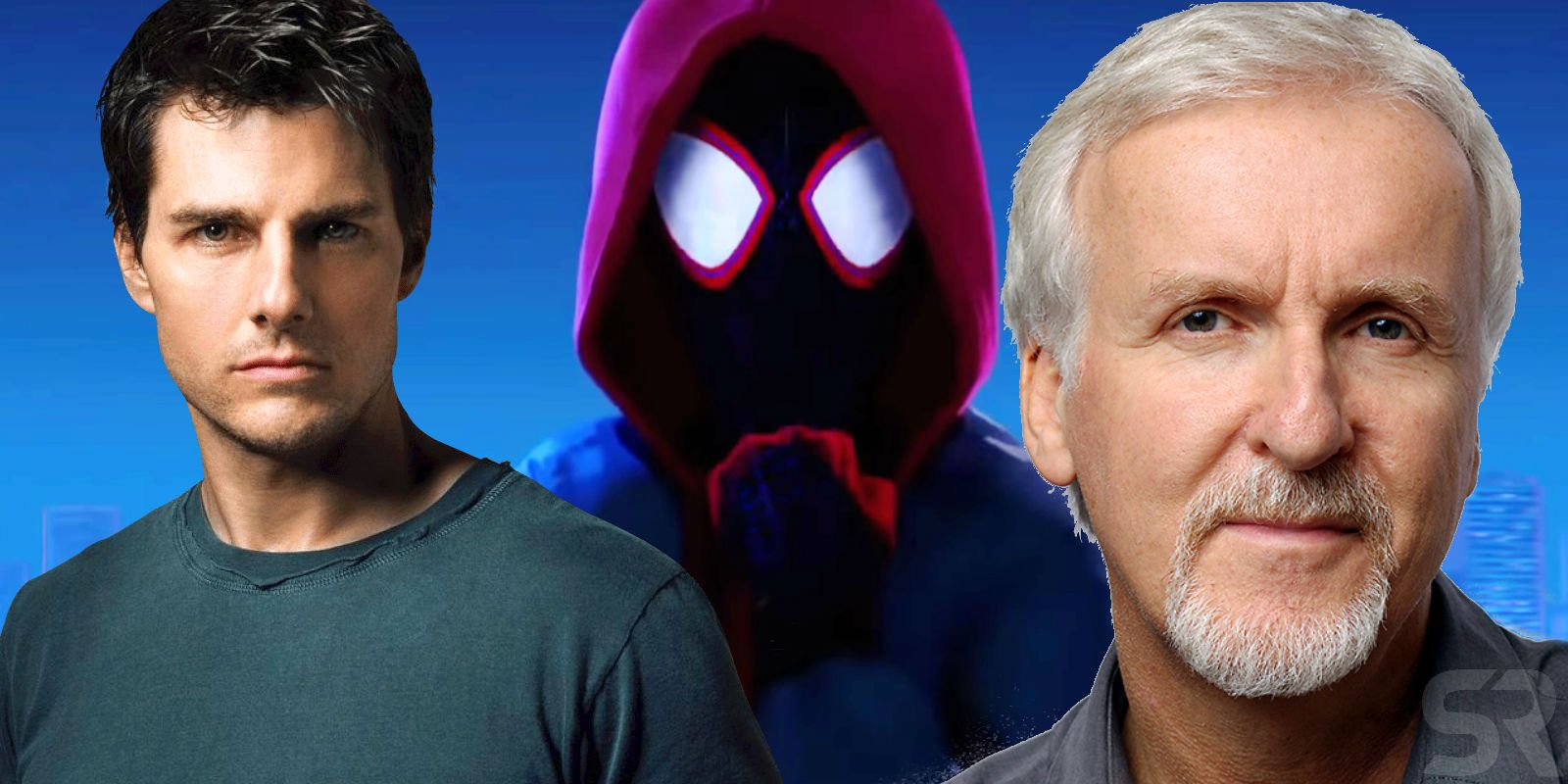 Spider-Man: Into the Spider-Verse Cut Planned Tom Cruise & James Cameron Cameos