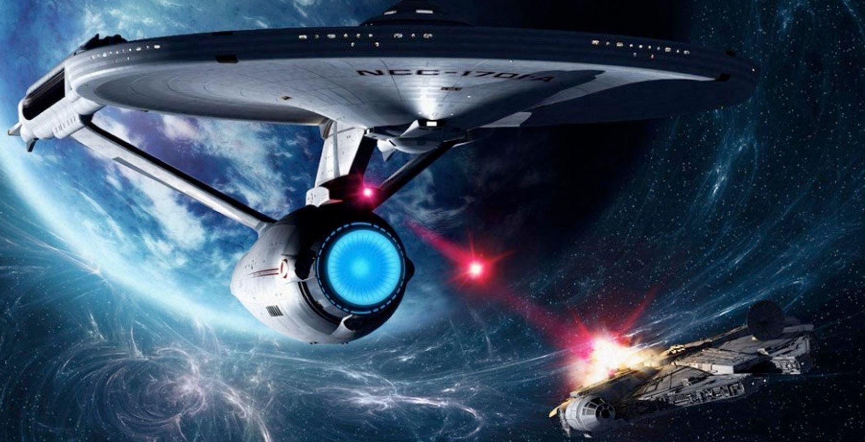 10 Things Star Trek Does Better Than Star Wars