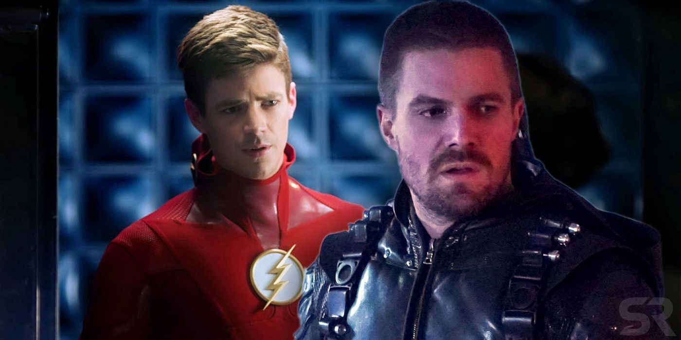 Arrow Spoiled An Upcoming Episode Of The Flash