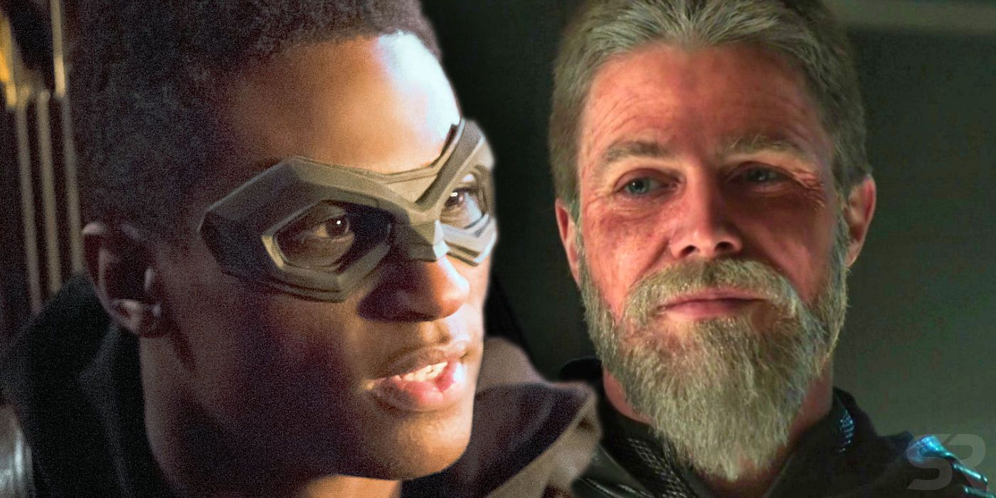 Theory: Arrow's Future Is Remaking Legends of Tomorrow's Star City 2046