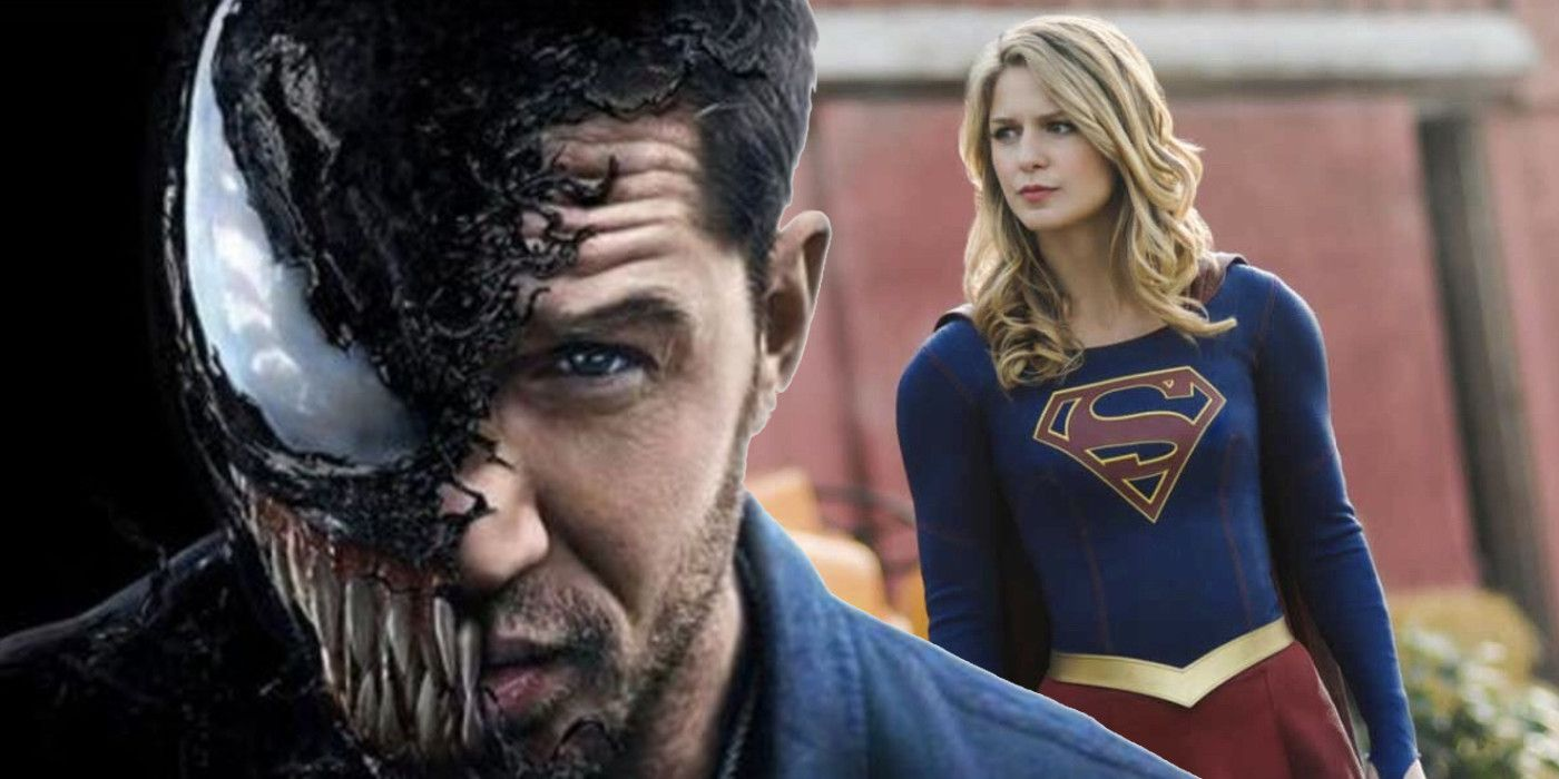 Supergirl Rips Off Marvel Again - Except This Time It's Venom