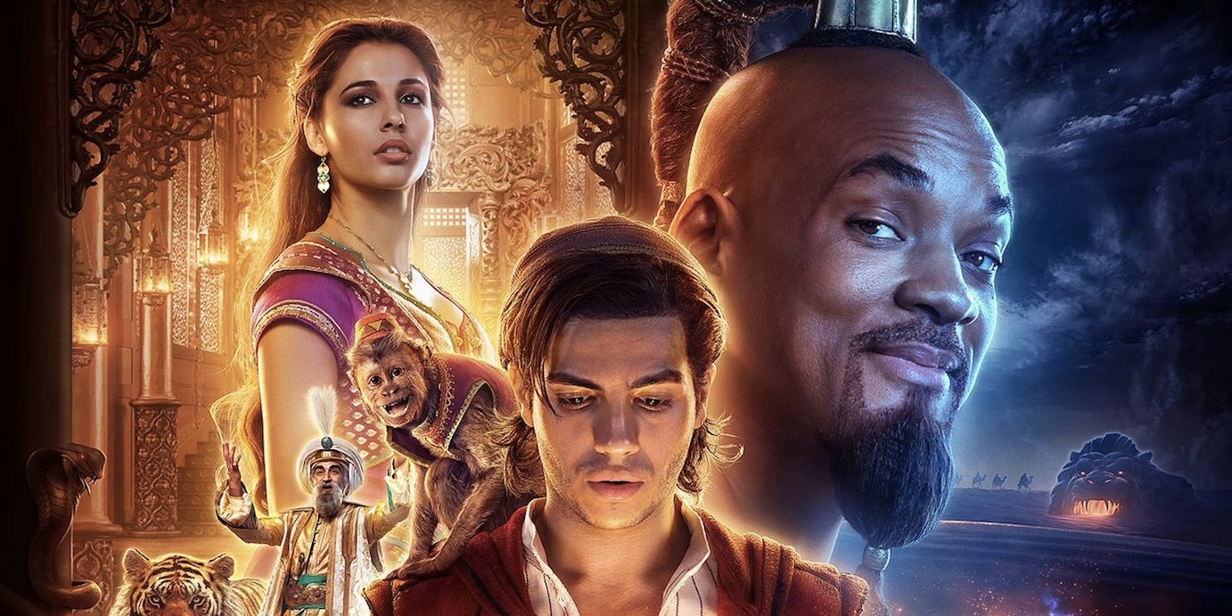 Movie Poster 2019: Disney's Aladdin Full Trailer Teases Classic Musical Numbers