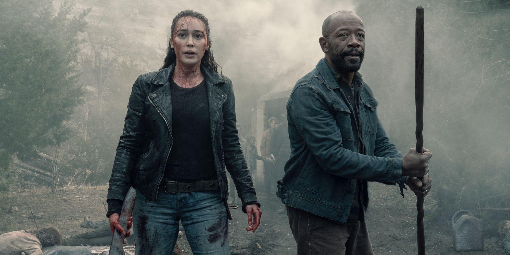 Fear The Walking Dead Ausstrahlung Deutschland