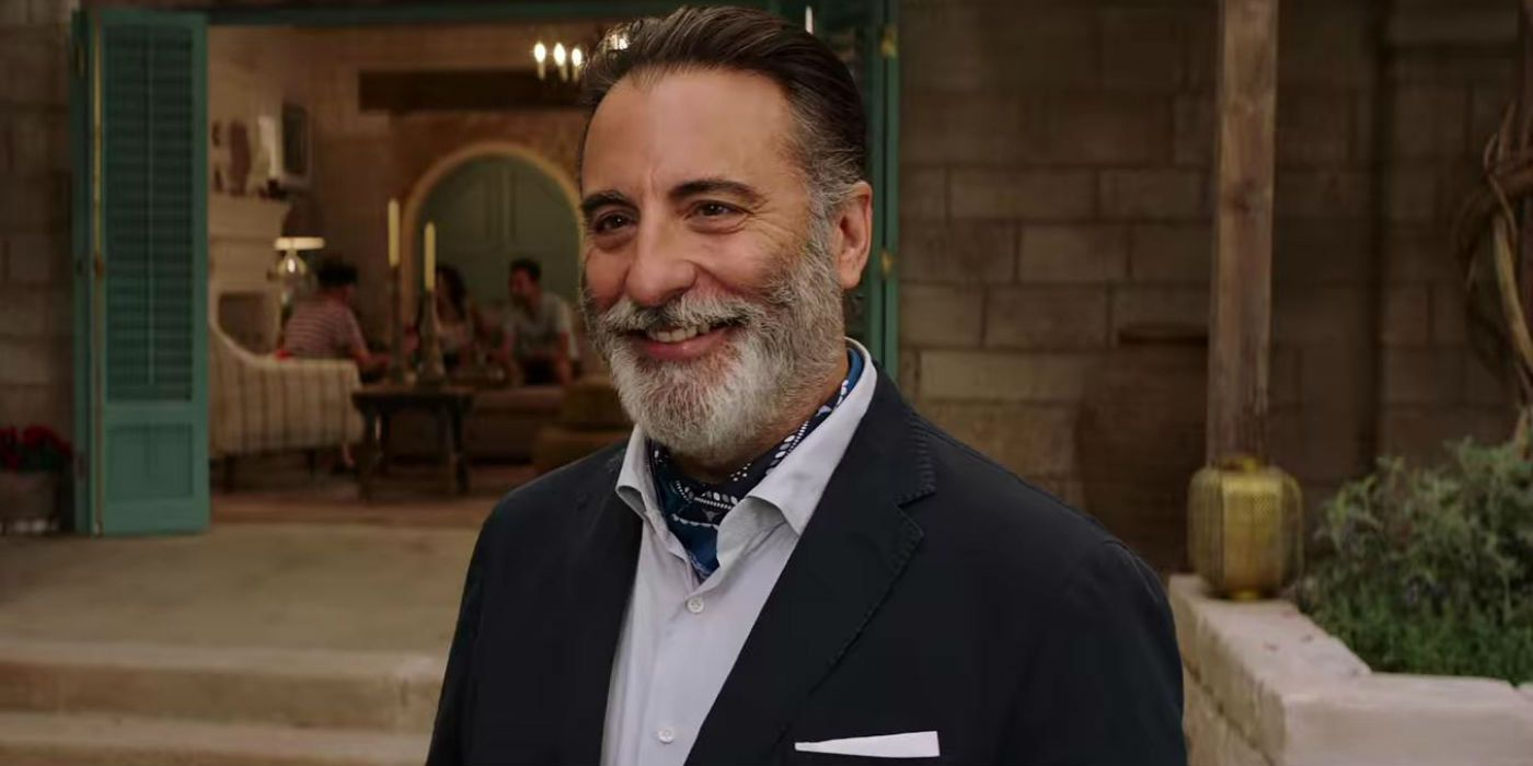 Kenan Show Pilot Casts Andy Garcia as Kenan Thompson's Father-In-Law