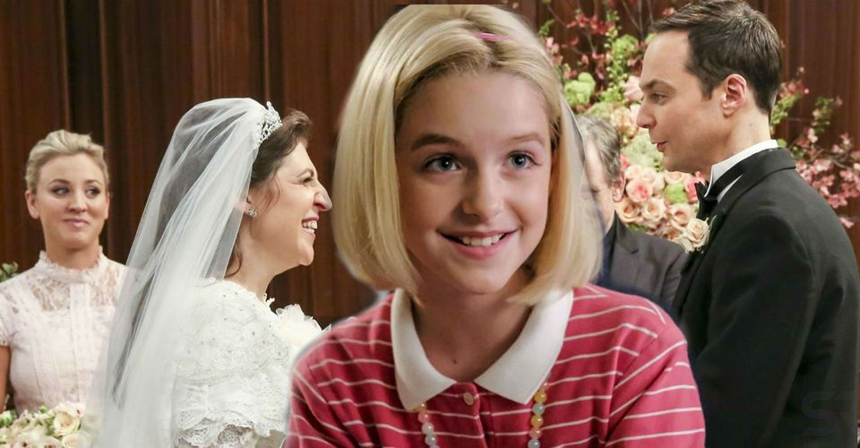Big Bang Theory S Sheldon Should Ve Ended Up With Young Sheldon S Paige