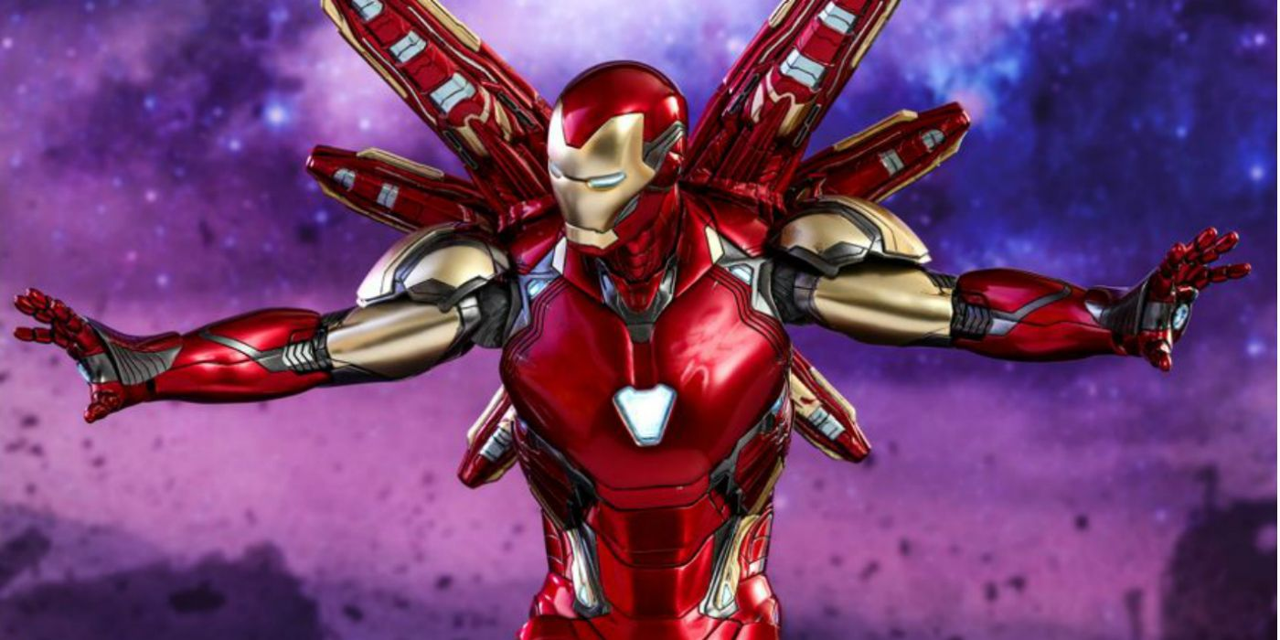 Iron Man S Avengers Endgame Suit Officially Revealed By
