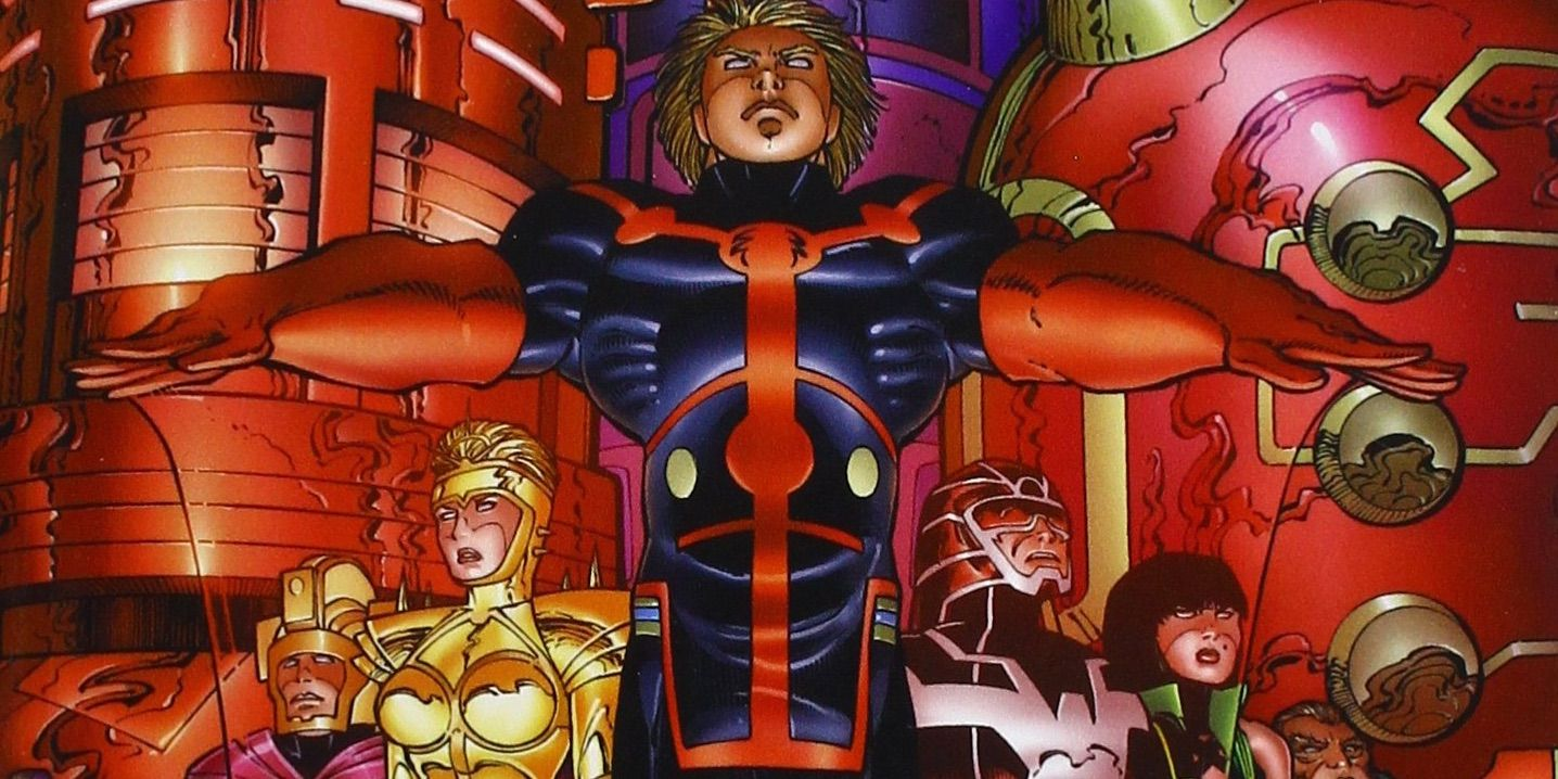 Marvel's Eternals Will Be The MCU's Most Sci-Fi Movie Yet