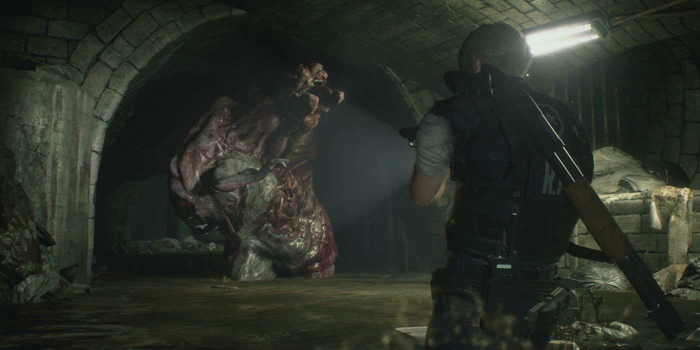 Resident Evil 2 Almost Had First Person Mode Screen Rant