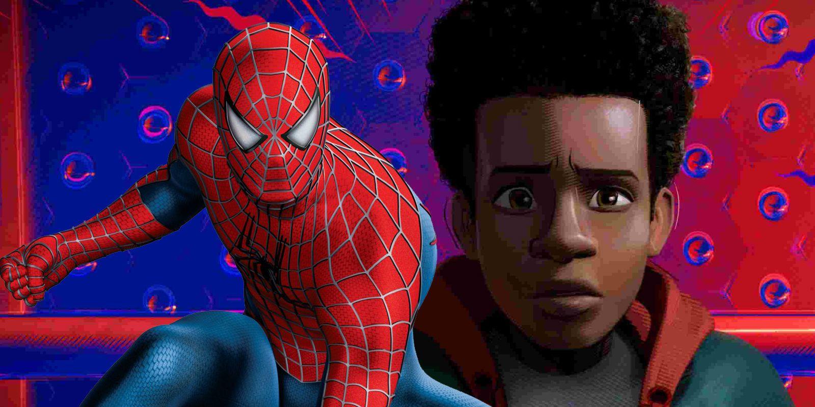 Spider-Verse Producer: Sam Raimi Should Direct Animated Spider-Man Movie