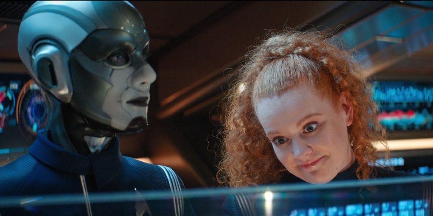 Star Trek Discovery: Airiam ainda faz parte da equipe na terceira temporada 1