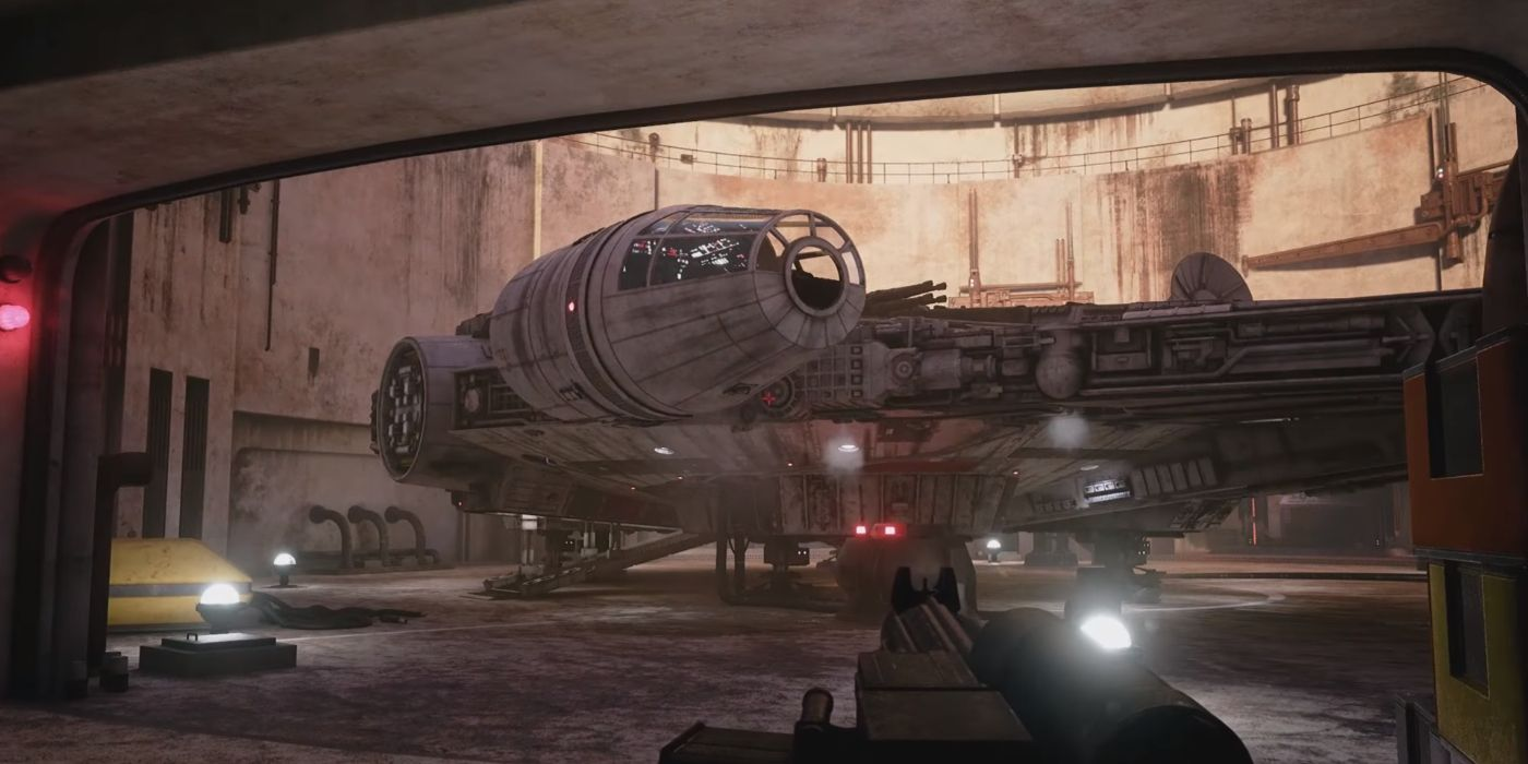 Star Wars: Dark Forces is Being Remade in Unreal Engine 4