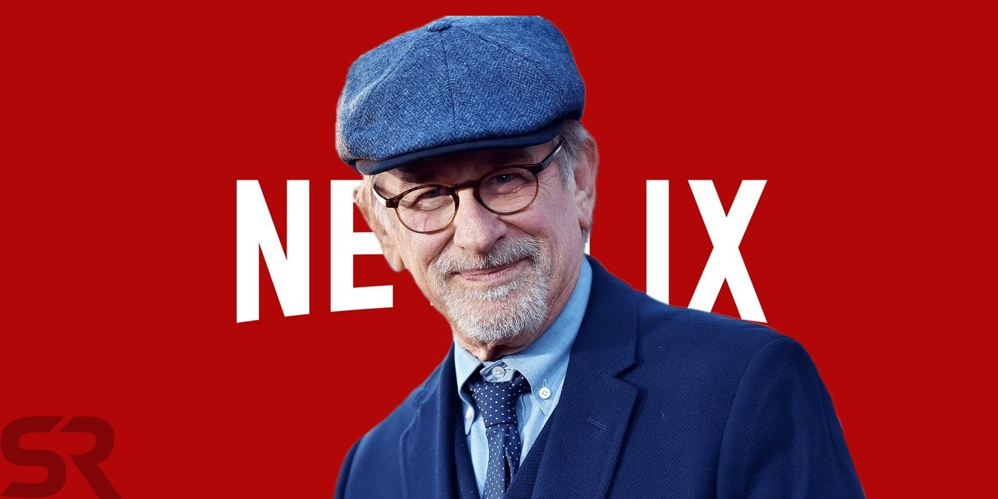 TV and Movie News No, Steven Spielberg Doesn't Hate Netflix Original