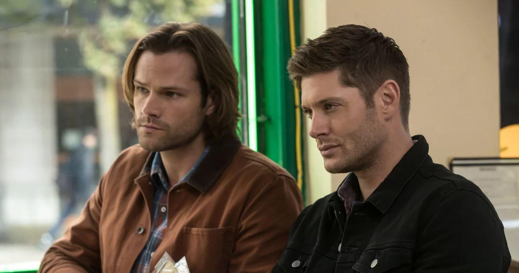 Supernatural Sam Und Dean