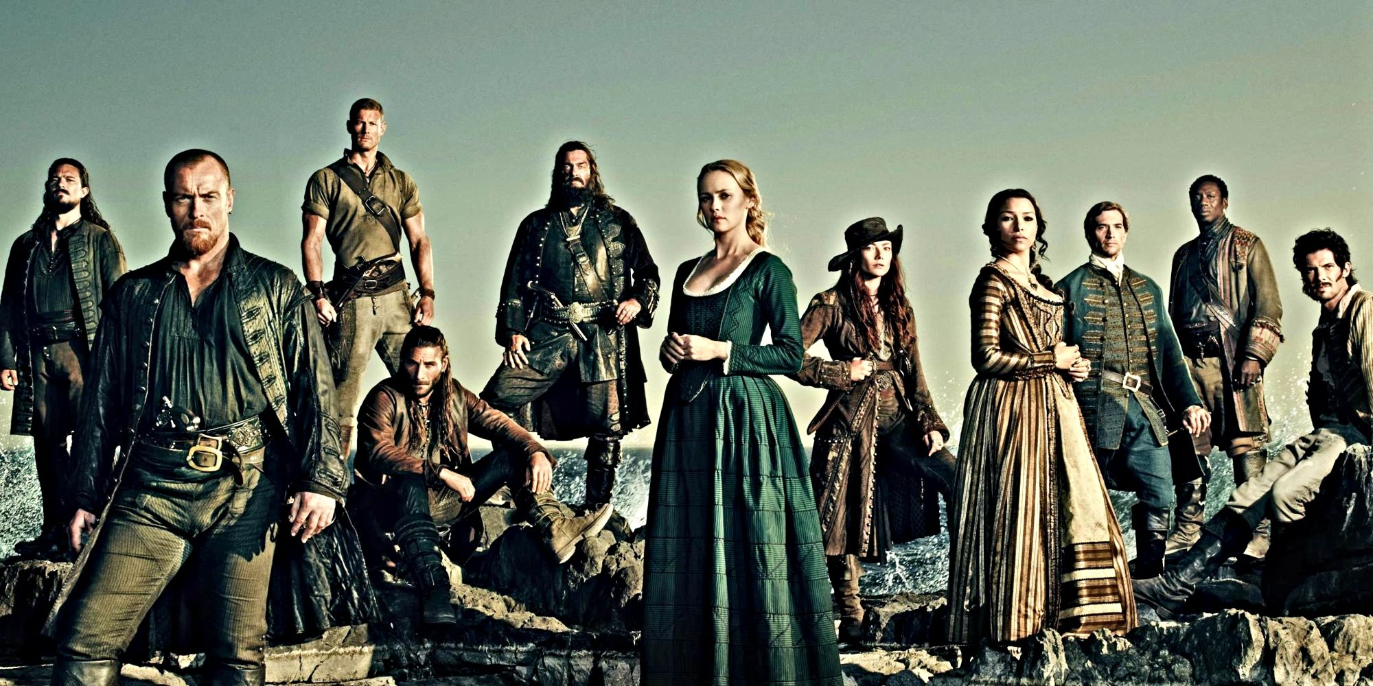 Black Sails Cast Where You See See Them Now Screenrant