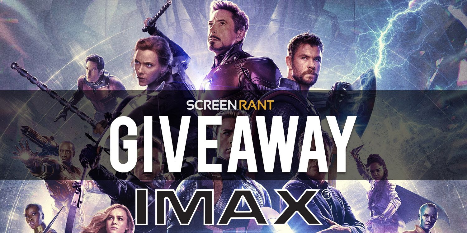 22d79e6bacc GIVEAWAY: Win A Pair of Avengers: Endgame IMAX Tickets!