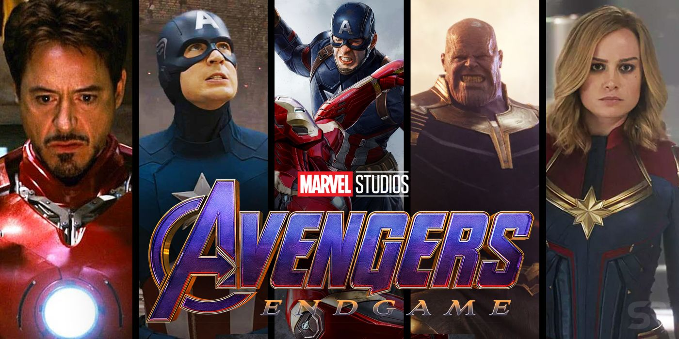 The 5 Marvel Movies You Must Watch To Understand Avengers: Endgame