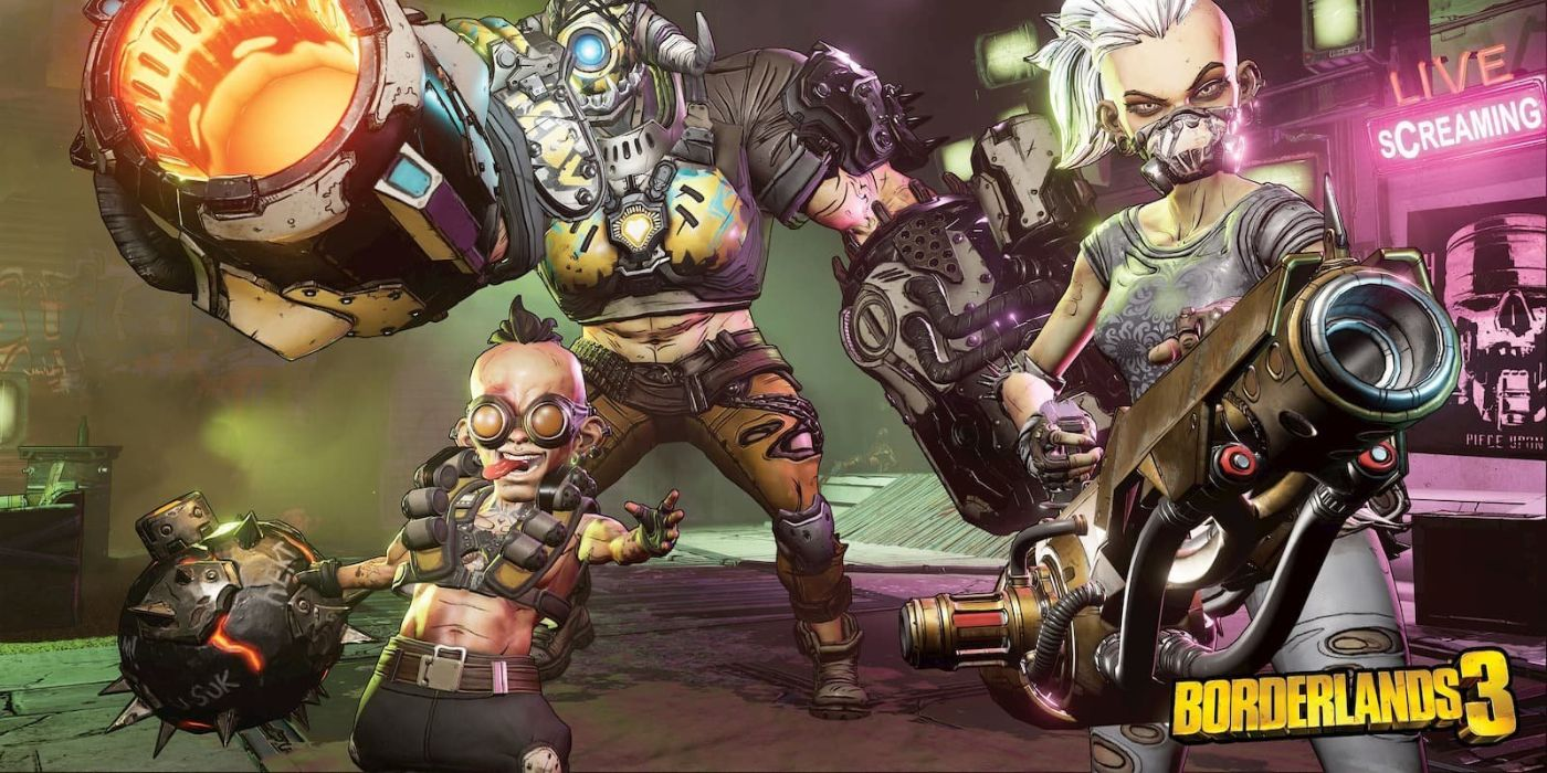 Borderlands 3 Epic Games Store Exclusivity Has Gamers Pretty Mad