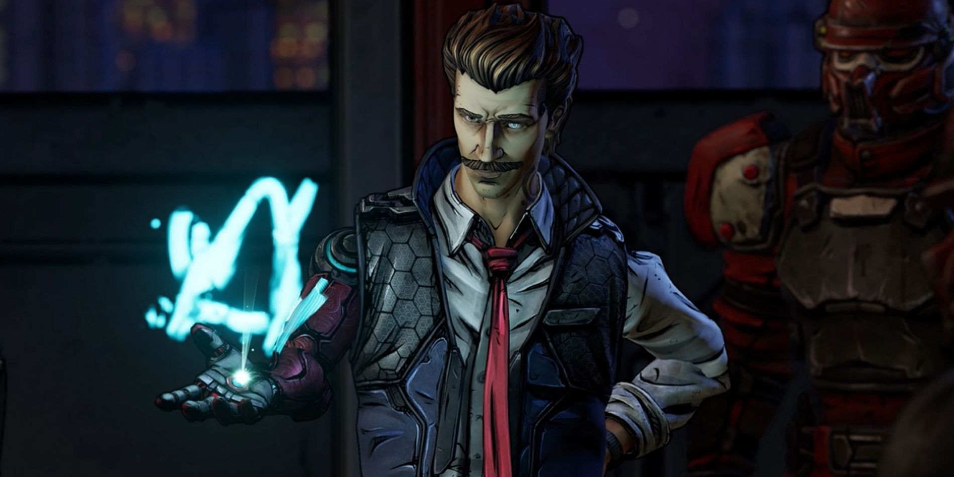 Borderlands 3 Won T Have Troy Baker Back No One Knows Why