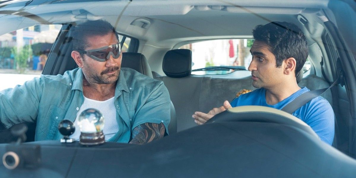 Stuber Trailer: Kumail Nanjiani & Dave Bautista Are Uber Buddies
