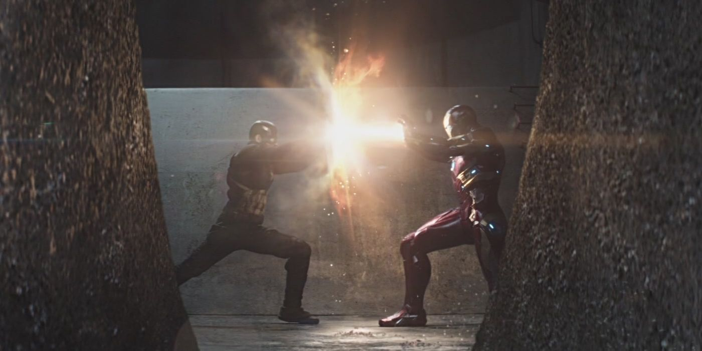 Falcão e o Soldado Invernal: John Walker torna o Capitão América não matando o Homem de Ferro ainda mais poderoso 1