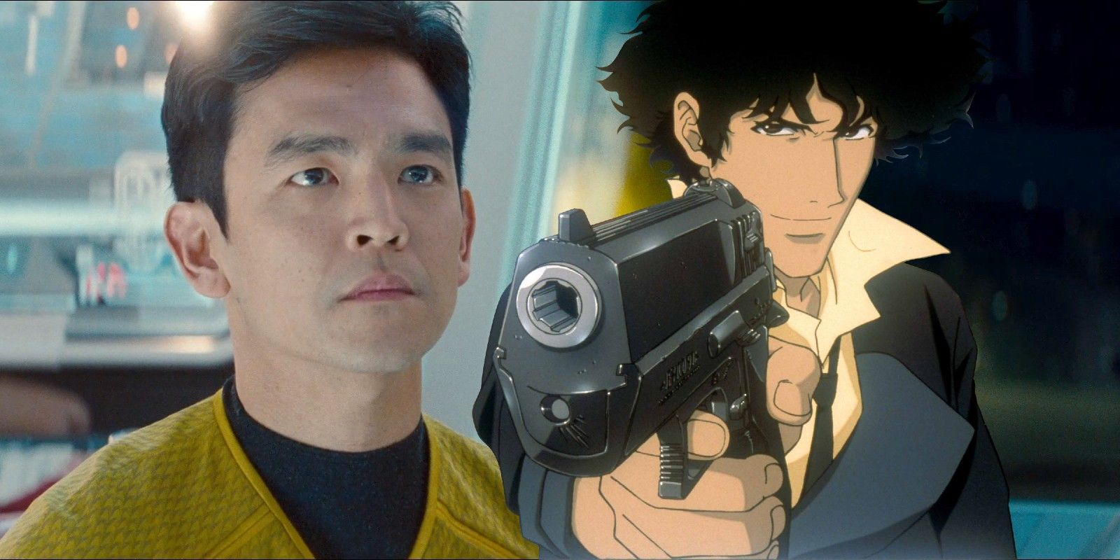 Netflix's Cowboy Bebop TV Series Delayed After John Cho Injury
