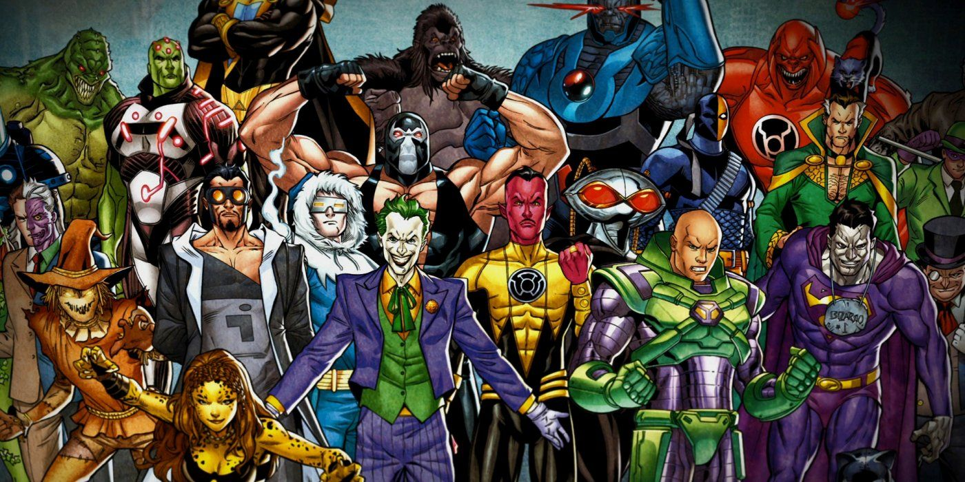 DC's Future State Turns The Legion of Doom Into a Joke