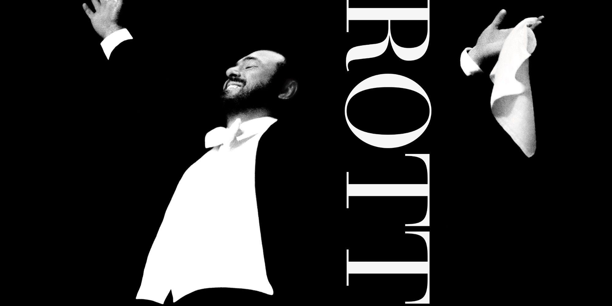 Pavarotti Trailer & Poster Tease Ron Howard's Pavarotti Documentary