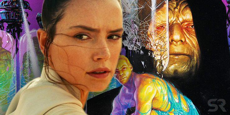 Star Wars 9 Theory: Dark Side Rey Is A Clone (& So Is The