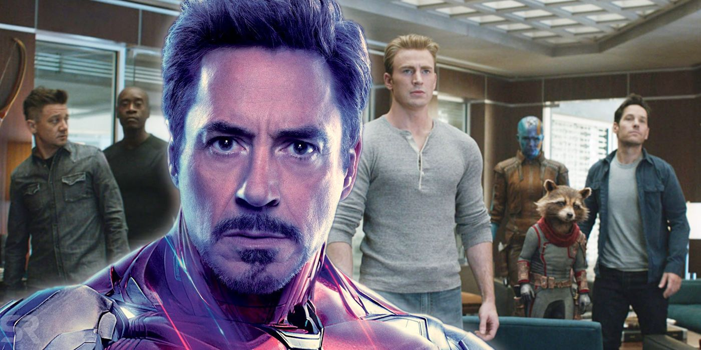 Watch: RDJ Wraps On Avengers: Endgame In Emotional BTS Video