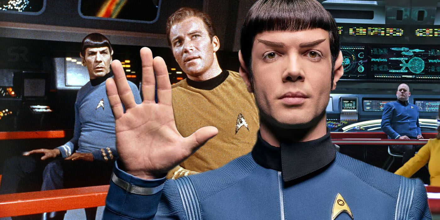Star Trek: Discovery Set Up Spock & Kirk's Friendship In The Perfect Way