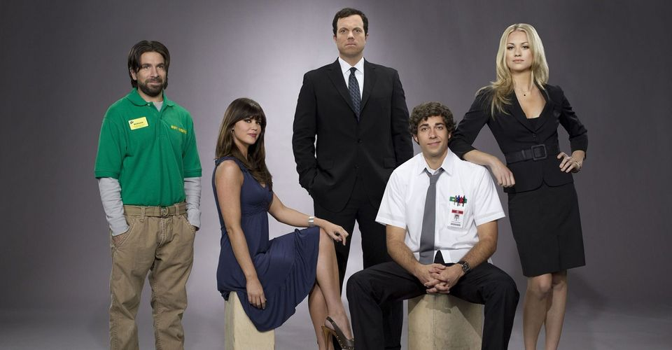 The 5 Best And 5 Worst Episodes Of Chuck Screenrant Zachary levi and josh gomez. worst episodes of chuck