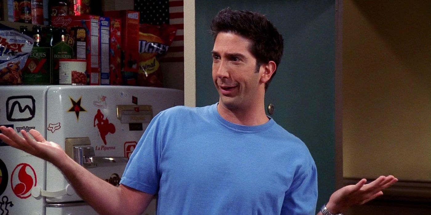 TV and Movie News Red Ross: The Funniest Ross Episodes Of