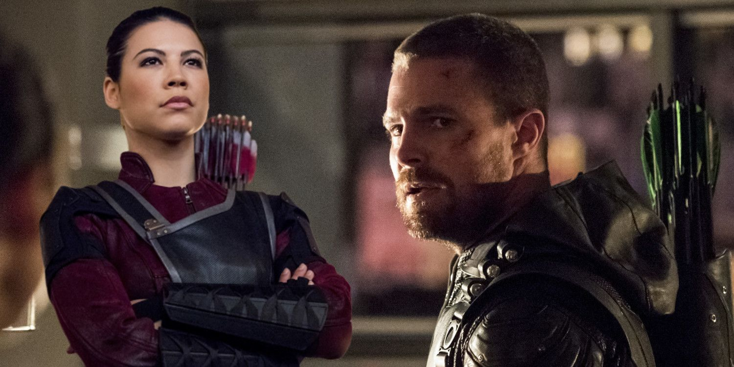 Arrow Season 7's Ending Wraps Up (Almost) All Of Oliver