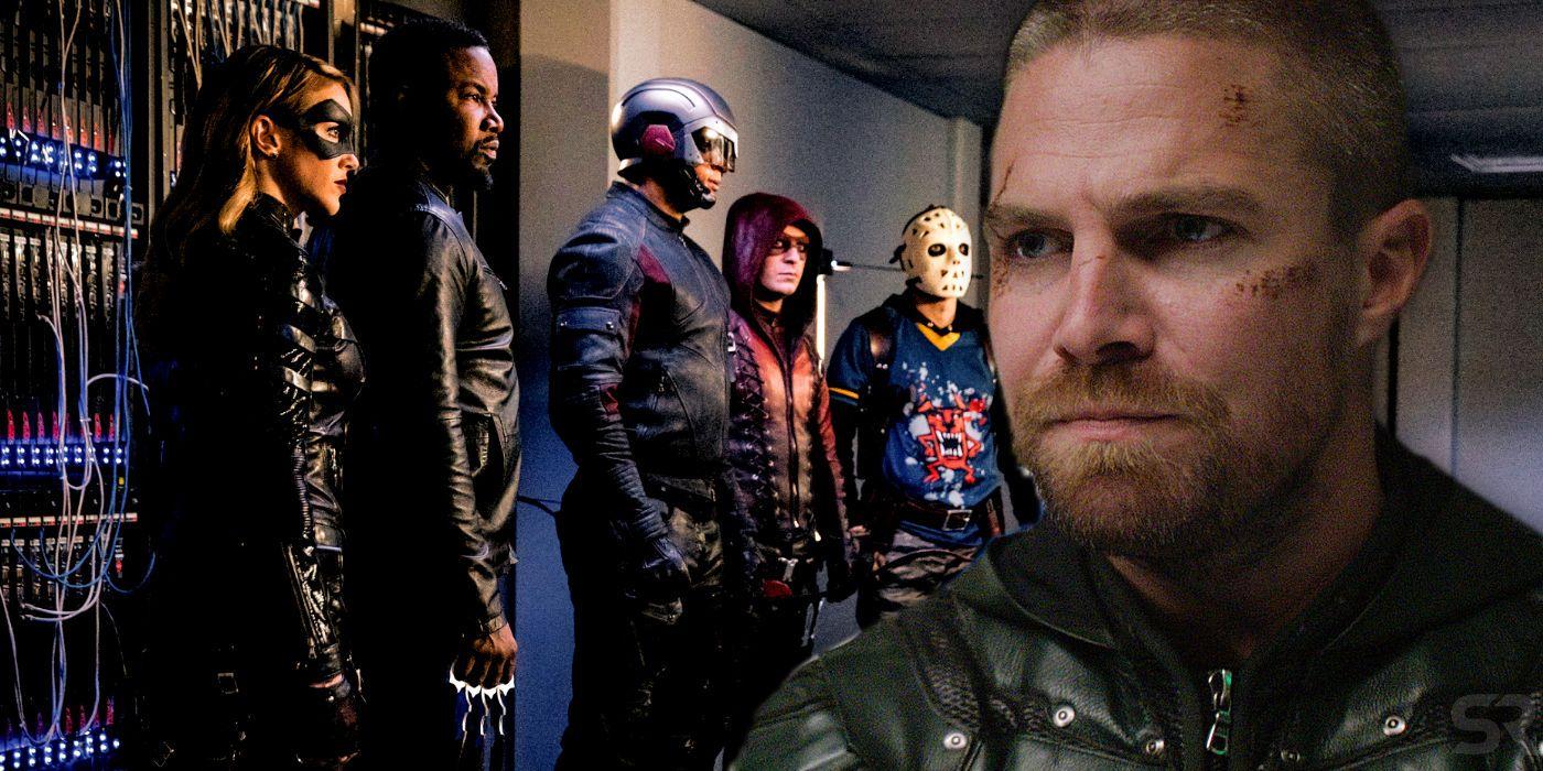Arrow Season 8: Release Date & Story Details   Screen Rant