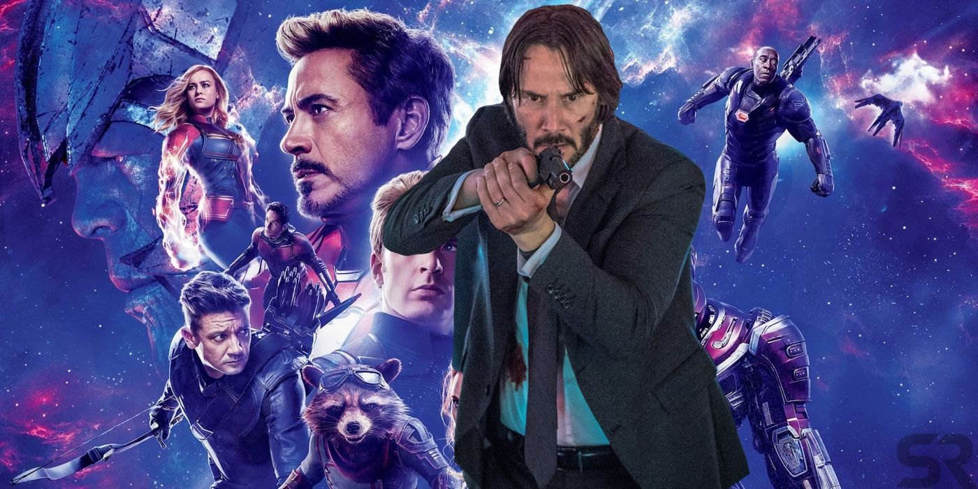 John Wick 3 Projected To Beat Avengers: Endgame At Box Office