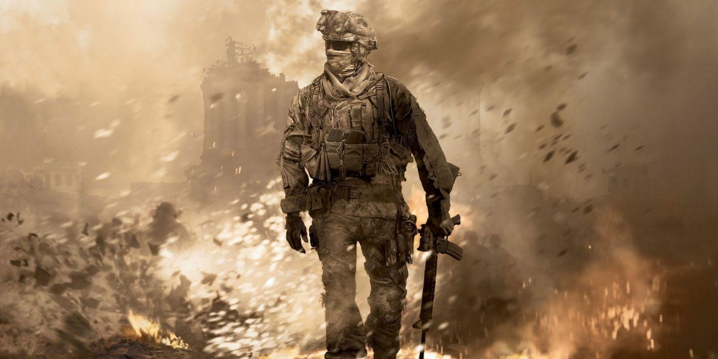 The First Ever Call Of Duty Modern Warfare Multiplayer Screenshots