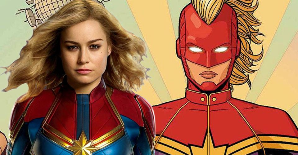 The 10 Best Captain Marvel Costumes Ranked Screenrant This time we simcosplay brought you the top level avengers infinity war captain america cosplay costume, this costume perfectly reproduces the elements in the movie from the details, we strongly recommend. the 10 best captain marvel costumes
