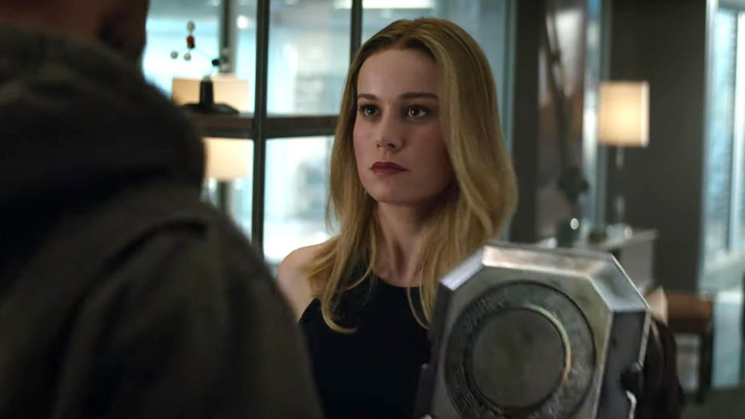 brie larson pays emotional tribute to captain marvel stunt doubles
