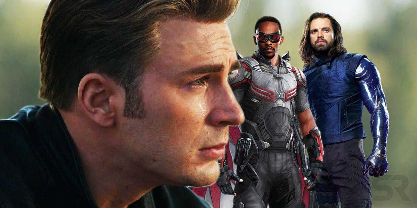 Avengers Endgame's Old Captain America Actor: Was It Chris