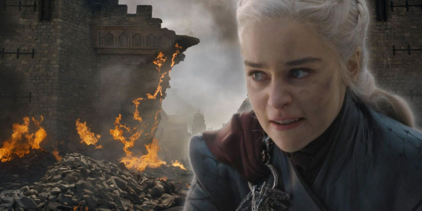 Game Of Thrones Deleted Scenes Improve Daenerys' Mad Queen Arc