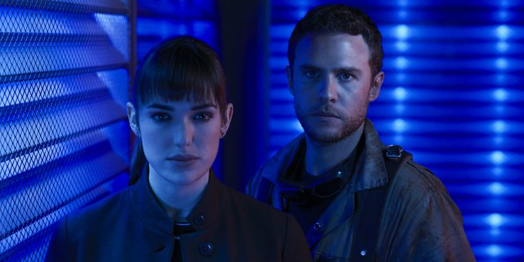 Agents Of SHIELD' FitzSimmons Is A Better Love Story Than Captain