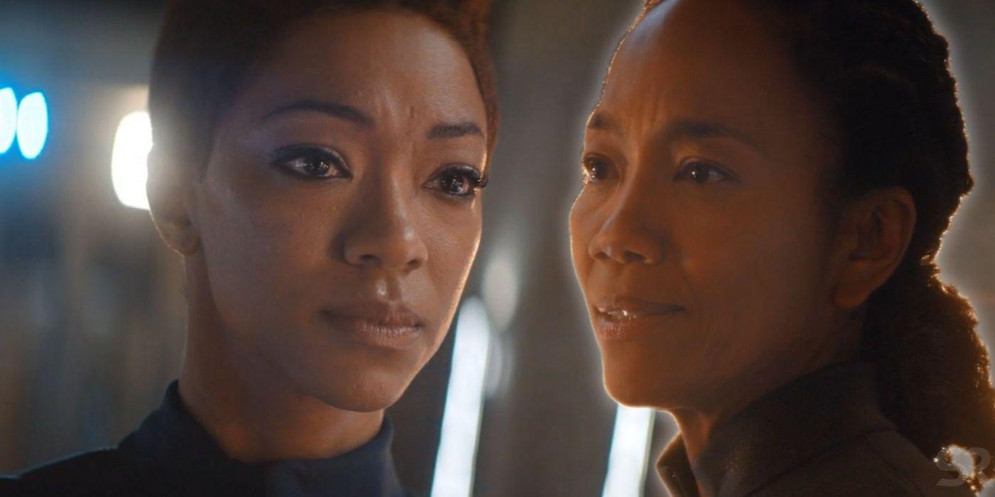 Why Gabrielle Burnham Should Return In Star Trek: Discovery Season 3