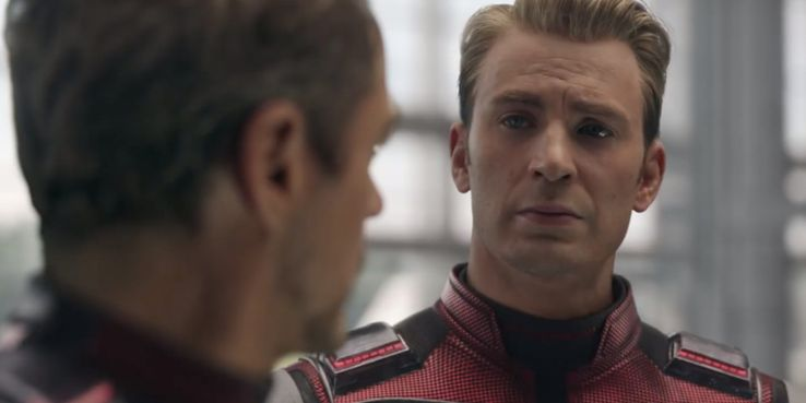 10 Best Captain America Moments from Avengers: Endgame
