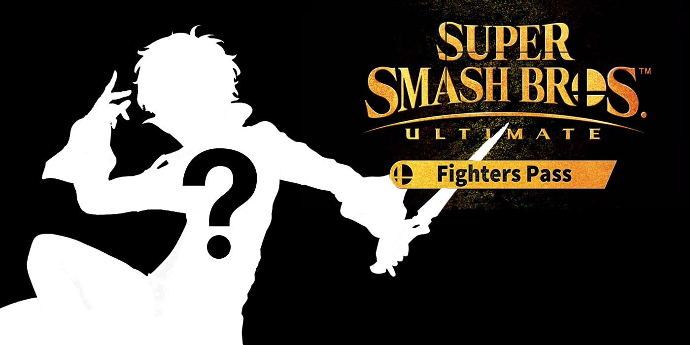 Super Smash Bros  Ultimate's DLC Characters Revealed Via New Fan Theory?