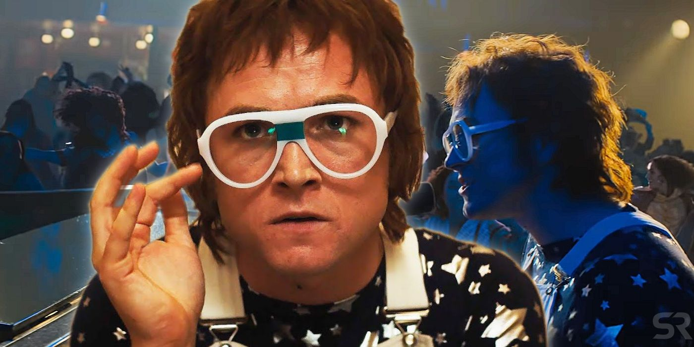 Every Elton John Song In Rocketman | ScreenRant
