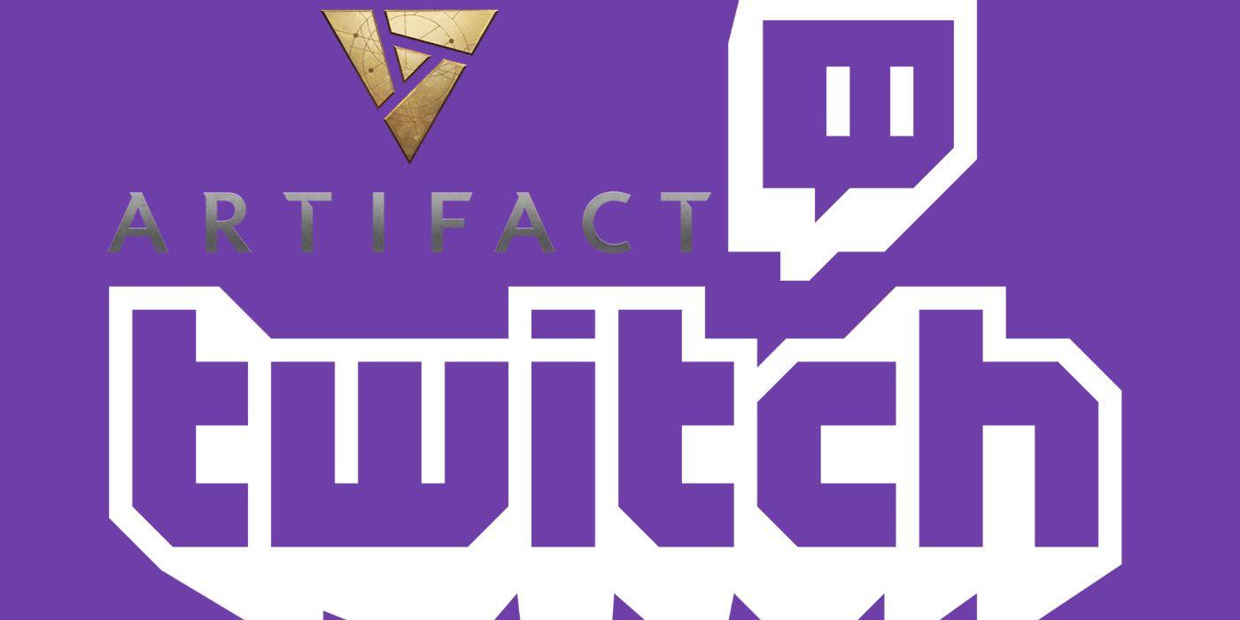 Resultado de imagen para artifact twitch